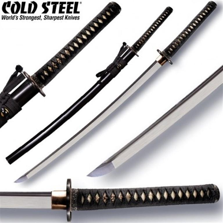 Warrior Katana CS88BKW